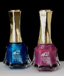 LOT 2 VERNIS FLASHY YES LOVE