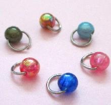 LOT 6 PIERCING  D'ONGLE