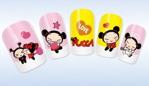 WATER DECAL PUCCA